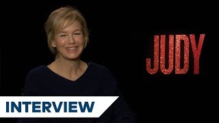 Renée Zellweger Shares What She Was Shocked To Learn About Judy Garland | TIFF 2019