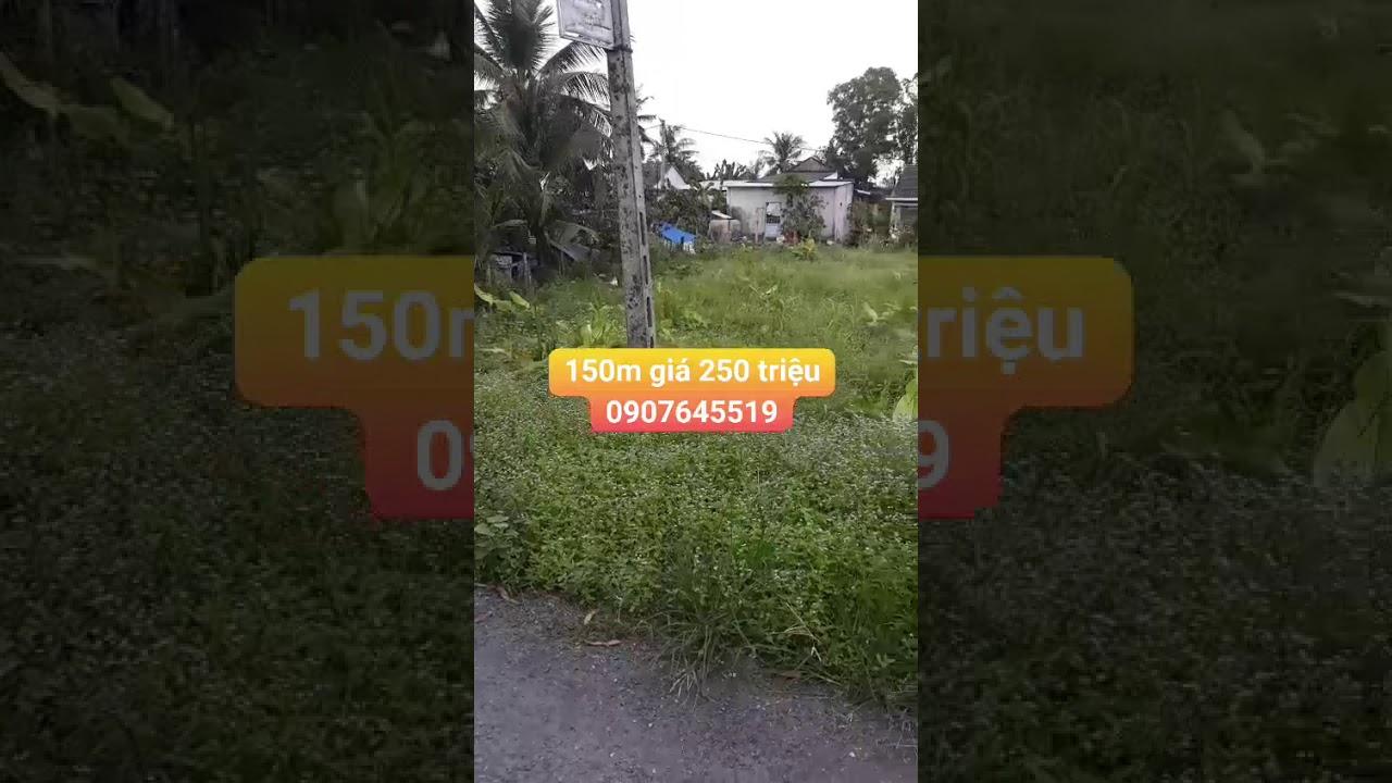 🇻🇳🇻🇳🇻🇳 ĐẤT NỀN KCN HÒA PHÚ VĨNH LONG GIÁ 250 TRIỆU