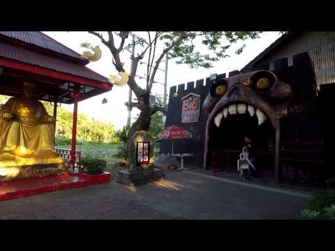บ้านผีสิง Big Double Shock - Siam Park City สวนสยามทะเลกรุงเทพ