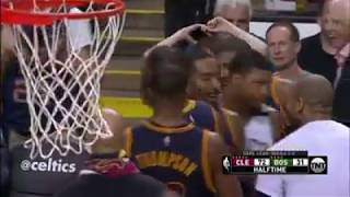 JR Smith at the buzzer for Cleveland Cavaliers |  May 20, 2017 | NBA Playoffs