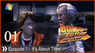 Back to The Future (The Game) - Pt.1 [Episode 1 - It