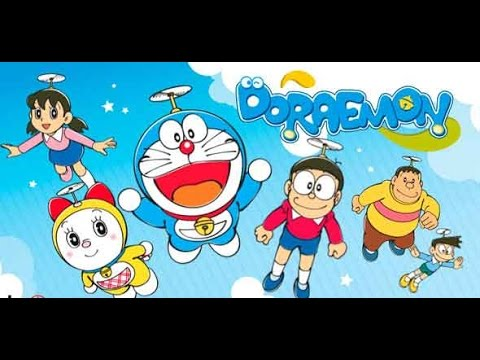Doraemon Versi Bahasa Indonesia | Ost Opening With Lyrics #Nostalgia90an