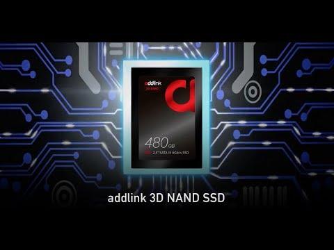 addlink 3D NAND SSD