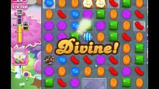 Candy crush saga level 945 No booster, 3 Stars