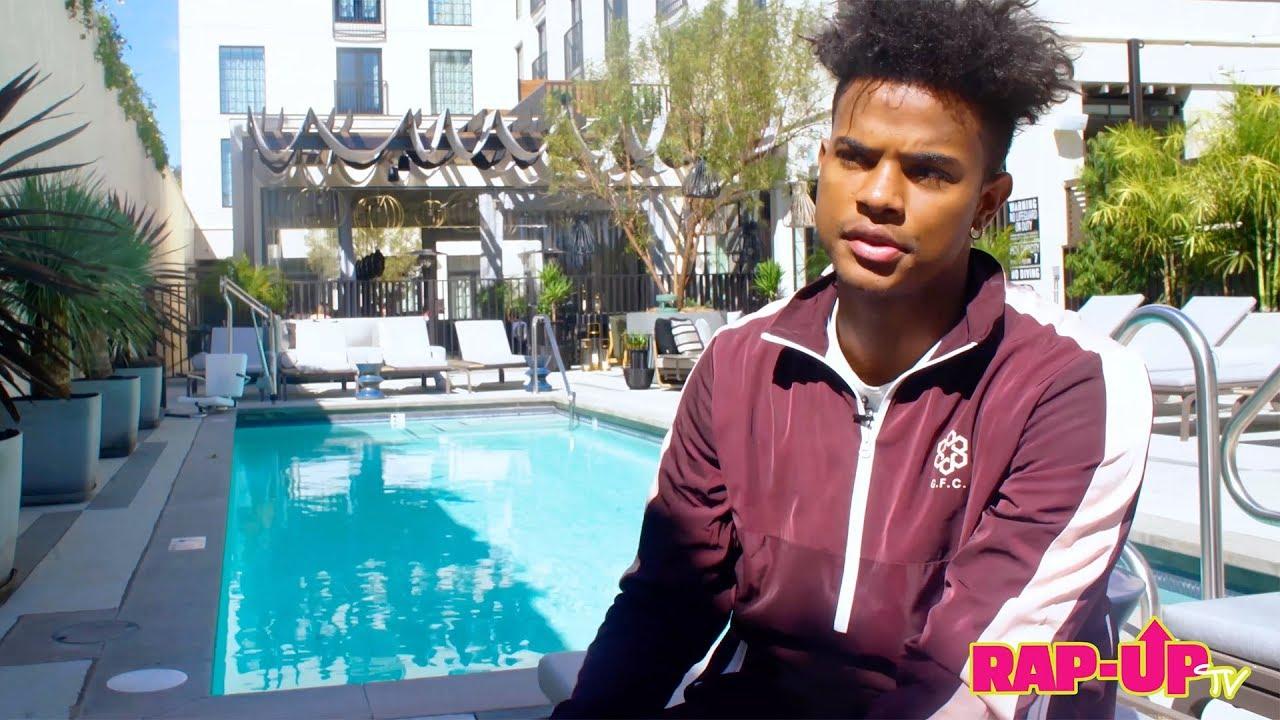 Trevor Jackson Talks New Album Grown Ish Superfly Youtube