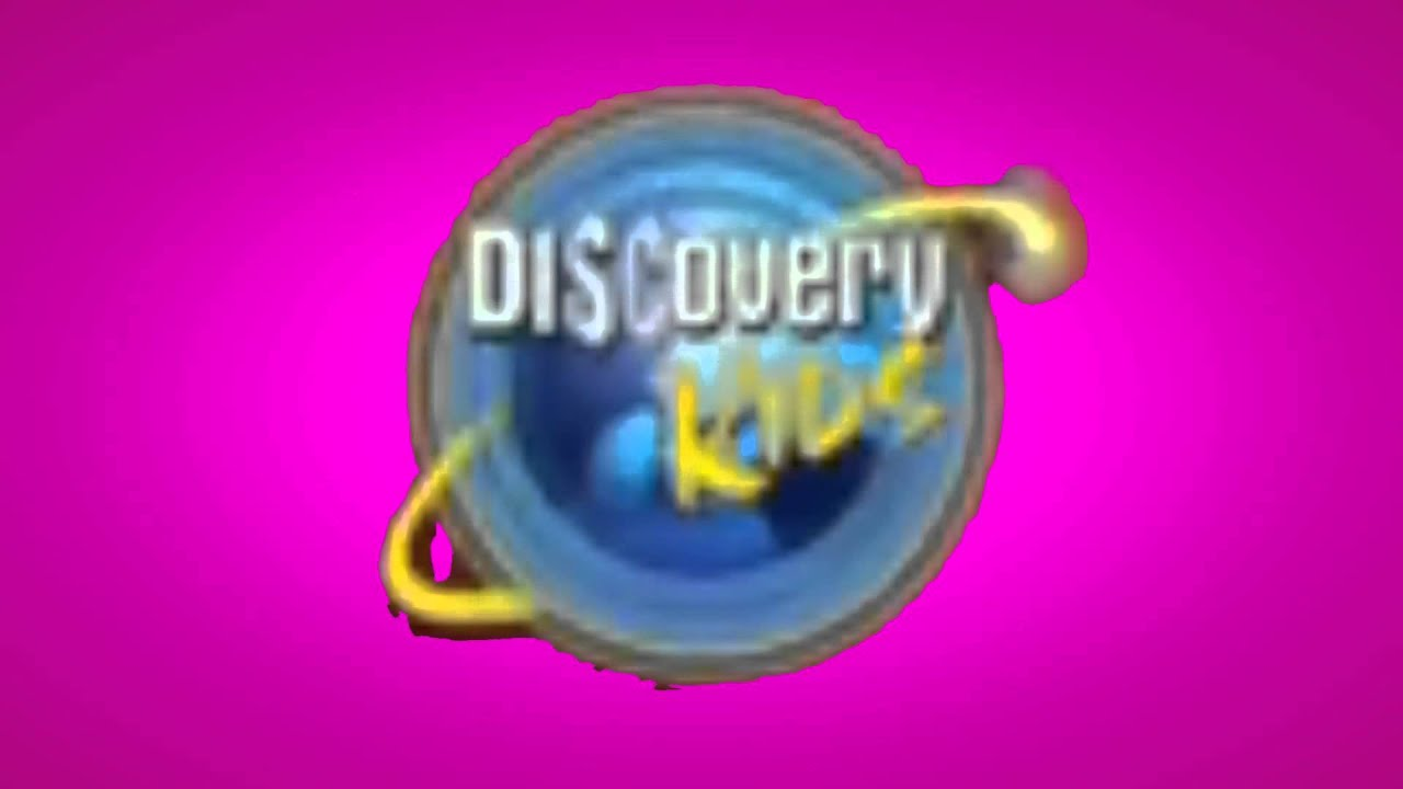 Discovery Kids Ident - YouTube