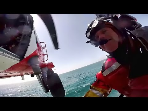 What's It Like To Be A Coast Guard Rescue Swimmer? • GoPro