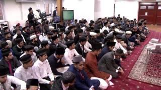 Gulshan-e-Waqfe-Nau Khuddam Class
