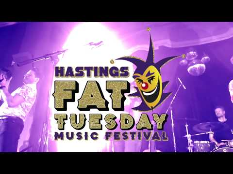 Skinny Lister - Hastings Fat Tuesday 2018