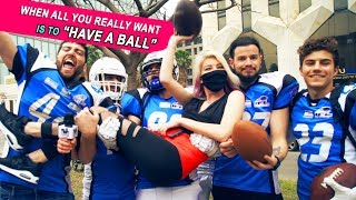 Purim, Israel: Time to Have A BALL!!