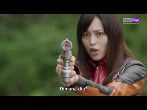 Ultraman X Ep 13 Sub Indo HD