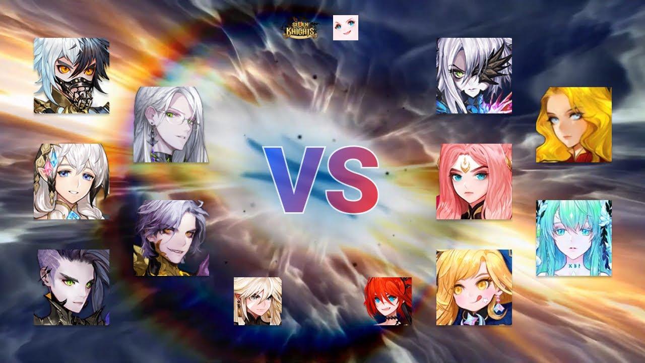 Seven Knights VS | เจ็ดมหาอสูร VS ผู้ทักษ์สวรรค์ ไม่ยอมใครมีใคร