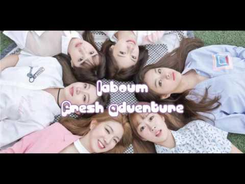 Laboum (라붐) - Fresh Adventure (상상더하기) (Male Version)