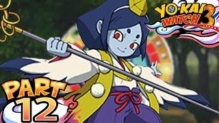 Yo-Kai Watch 3 Sushi and Tempura - Part 12 - Karasu Tengu