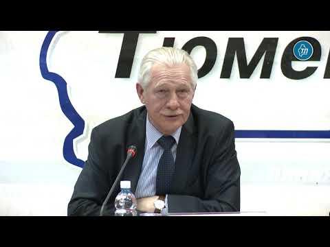 Анатолий Сушинских в июле 2019 года покинет пост председателя Тюменского областного суда