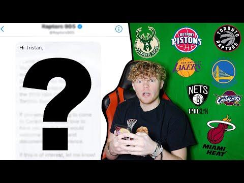 This NBA G League Team Messaged Me...