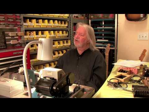 Seymour Duncan Interview - part 1 of 4