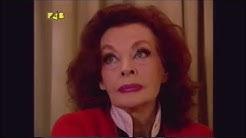 Margot Hielscher bei andersrum-TV, Januar 1992