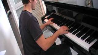 The Rolling Stones - Paint it Black piano