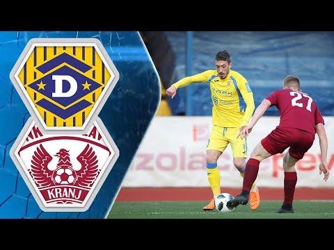 26. krog: Domžale - Triglav 3:0 ; Prva liga Telekom Slovenije 2017/2018