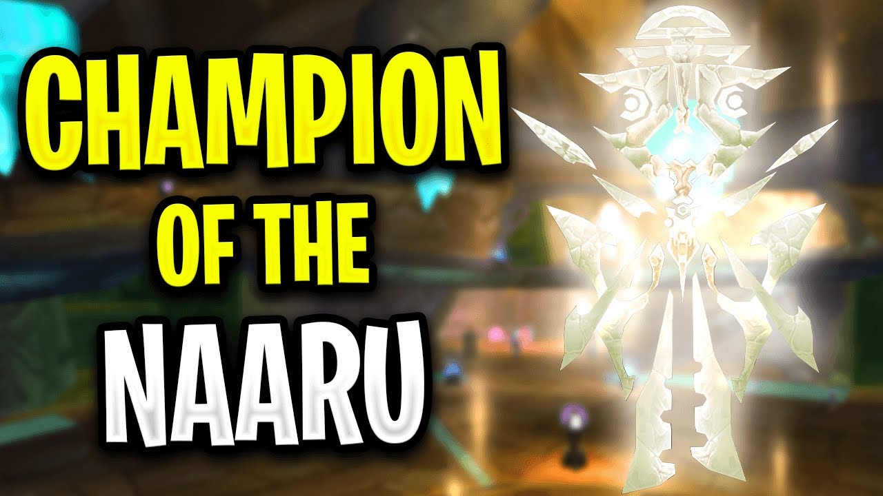 How to Get the RAREST Title in Classic TBC! - Champion of the Naaru Guide