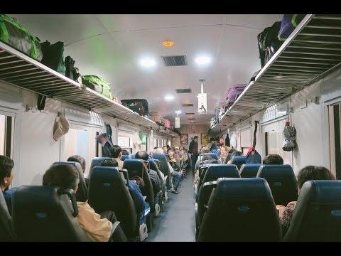 TRAVEL DAY! Going to Ninh Binh - Day 14 - Vietnam Travel Vlog