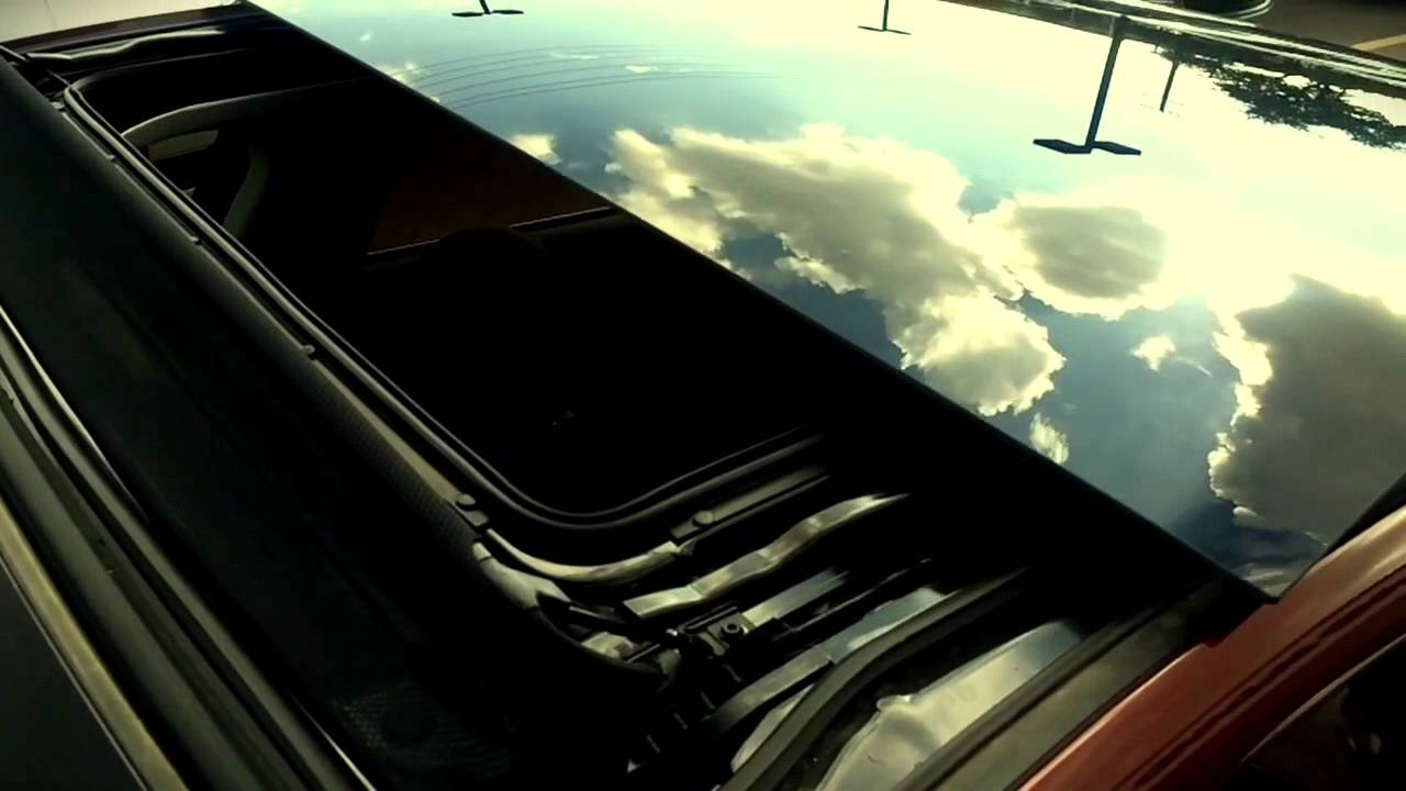 2016 Lincoln Mkz Panoramic Vista Roof Youtube