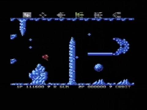 ZYBEX (ATARI 800XL - FULL GAME)