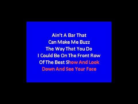 karaoke Lyrics to Crash My Party