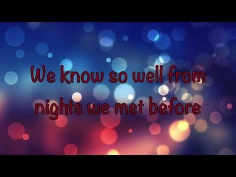 Gilbert Montagné - Just For Tonight (with Lyrics)