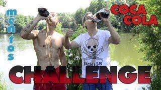 Cola & Mentos challenge