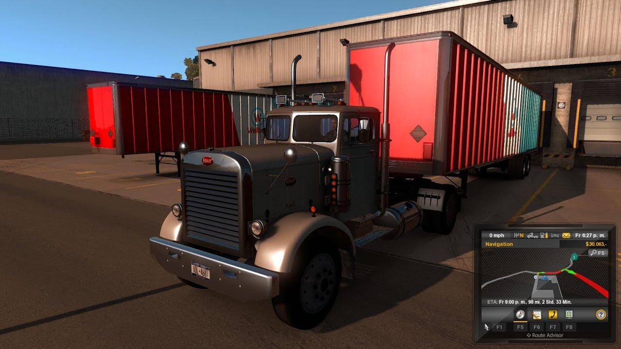 Моды для Американ Truck Simulator 2