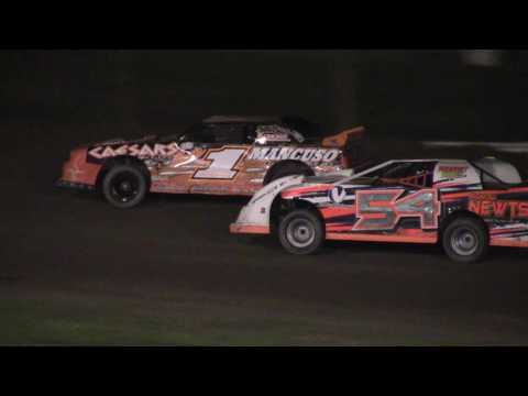 Genesee Speedway Mini Stock Feature 7-20-17