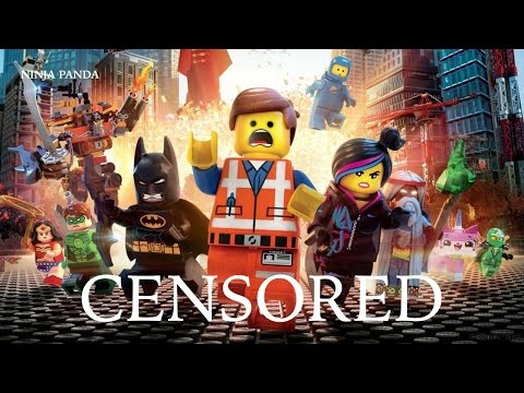 THE LEGO MOVIE | Unnecessary Censorship | Try Not To Laugh