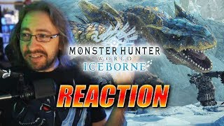 MAX REACTS: Iceborne - Story Trailer & New Weapon Moves (Monster Hunter World)