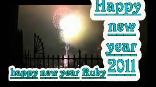 happy new year ruby