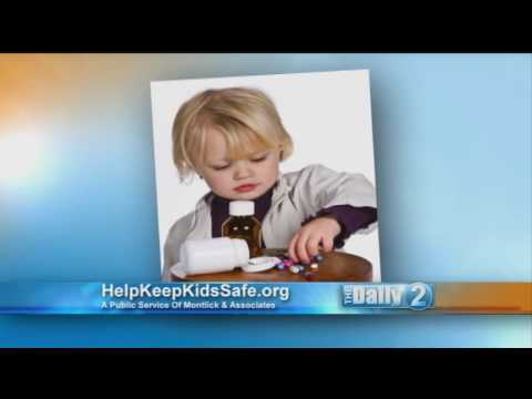 Safeguard Your Child from Accidental Poisoning, By Montlick & Associates