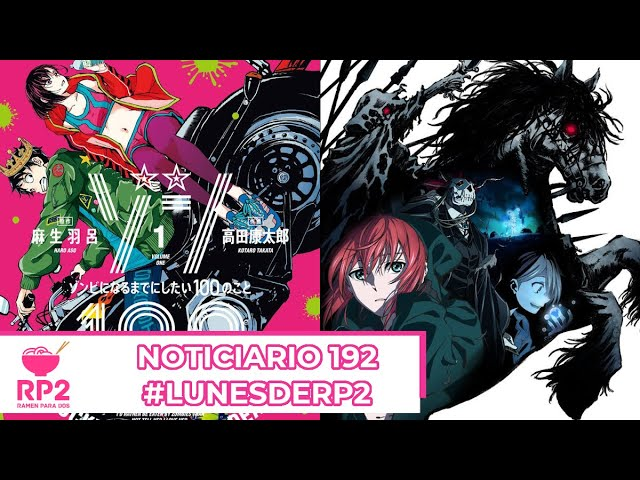 Noticiario 192 | Nuevas licencias manga de Panini, Evangelion 3.0+1.0 recauda millones