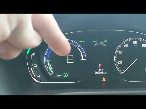2019 Honda Accord Hybrid EX quick review
