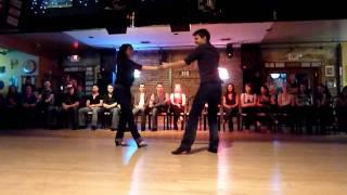 connor goodmanson tara trafzer 5th place 2011 northern ca west coast swing dance challenge