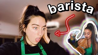 How To Make Ariana Grande's Starbucks Cloud Drink At Home: By A Barista
