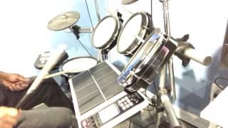 Aye mere hum safar - drum cover by Niko.