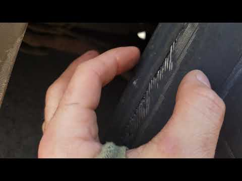 Pontiac Montana Man - Tire Inspection System