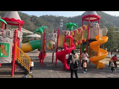 How To Assembly A Outdoor Playground Equipment?