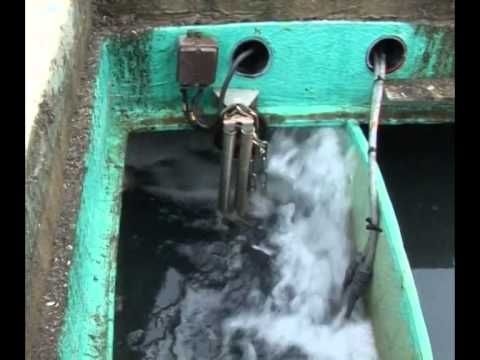 Traitement des eaux de carénage - Calais
