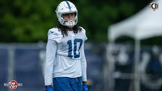 Colts Camp Finale: Reece Fountain Injured Badly, and Camps Ends