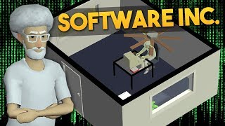 Software Inc Alpha 9 - SOFTWARE TYCOON (Software People #1)  ★ Building, Hiring, Contract Work