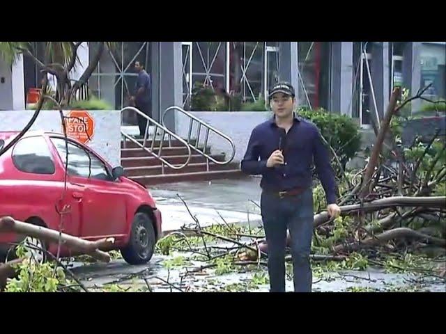 CBS News' David Begnaud on his extensive Puerto Rico coverage