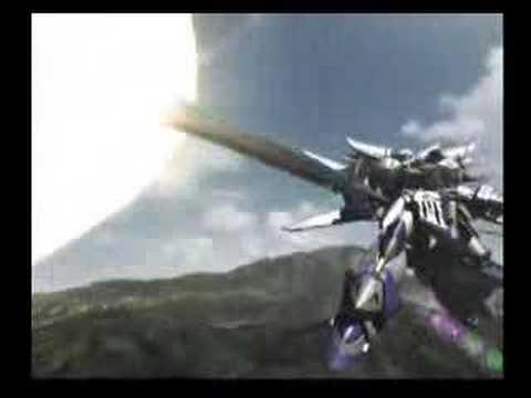 スーパーロボット大戦 OG オープニング