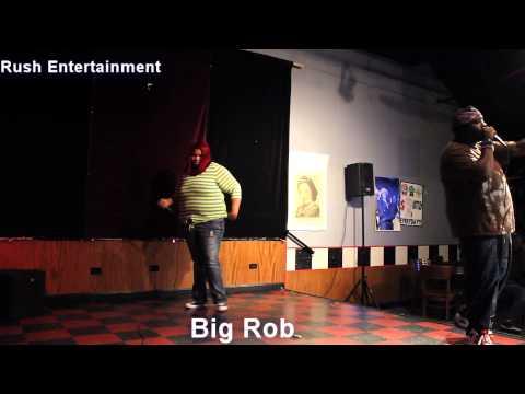 Big Rob Performs @ Checkerboard Lounge Showcase 31